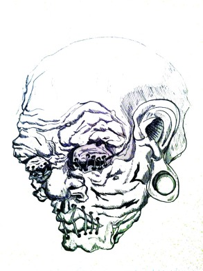 Voodoo Concept Sketch