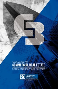 Coldwell Banker Commercial Alliance Poster