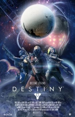 Bungie's Game, Destiny: Fan-Art
