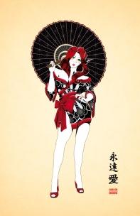 Forever Geisha